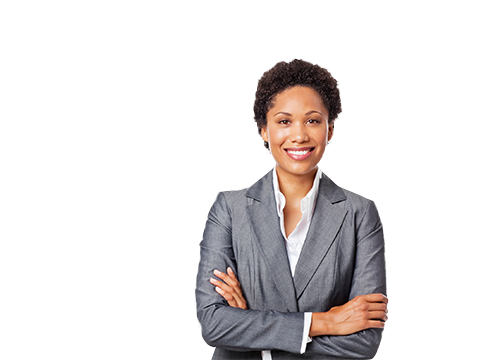 African American Professional CPA accountant