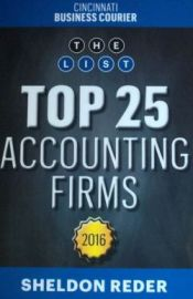 Top 25 Accounting Firms by Sheldon Reder